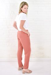 June High Waist Pants