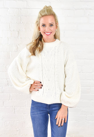 Liliana Knit Sweater
