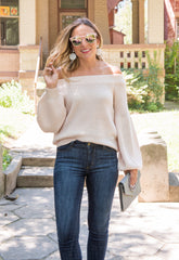 Brenlee Sweater - Blush