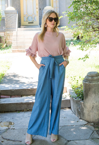 Bryce Wide Leg Pants