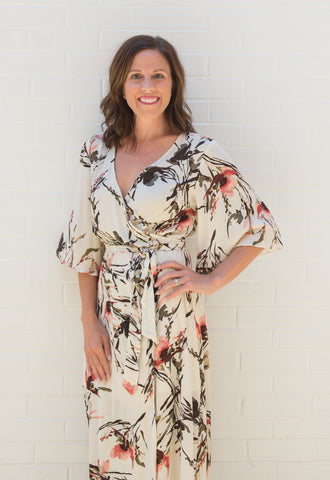 Rae Wrap Dress