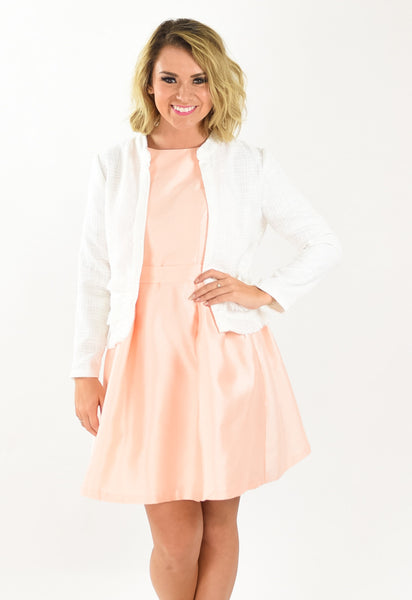 BARDEN Blazer by Cupcakes and Cashmere