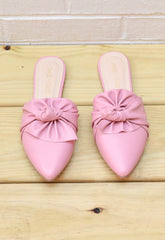 Kendra Knotted Shoes