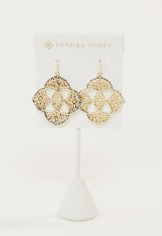 Dawn Earrings by Kendra Scott - Gold
