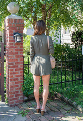 Bow Knot Shift Dress