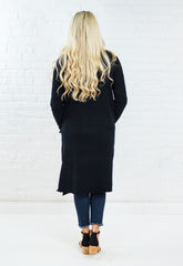 Carolena Cardigan - Black
