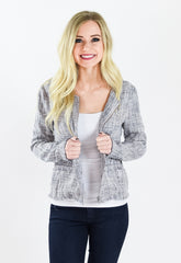 BLAKE Tweed Blazer by Cupcakes and Cashmere