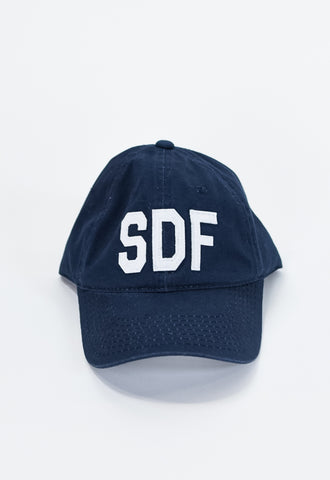 SDF Aviate Hat - Navy