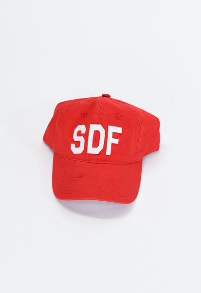 SDF Aviate Hat - Red