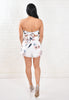 Ready for Spring Floral Sleeveless Romper