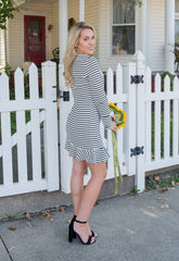 Lauren Stripe Dress