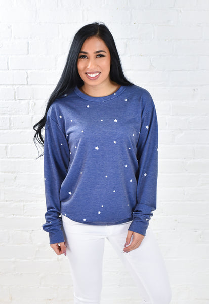All Star Crew Neck Sweatshirt