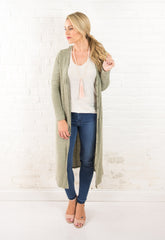 Holly Cardigan - Olive