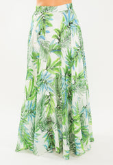 Palm Springs Maxi Skirt