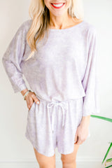 A Brand New Day Knit Romper