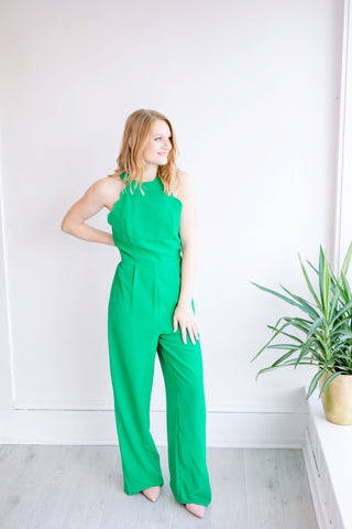 Hit the Jackpot Jumpsuit