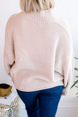 Knit Again Turtleneck Sweater