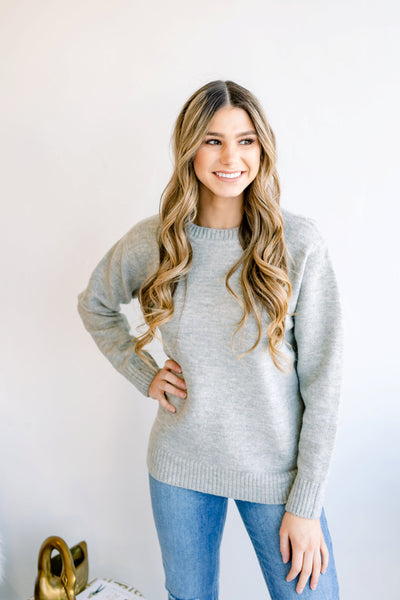 Basic Merino Wool Sweater