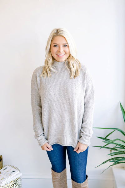 Jake Knit Turtleneck Sweater