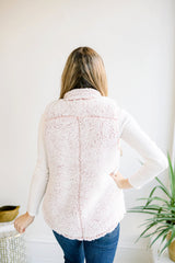 Oh So Cozy Soft Vest