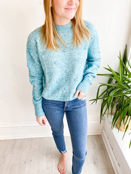 Penelope Dot Pullover Sweater