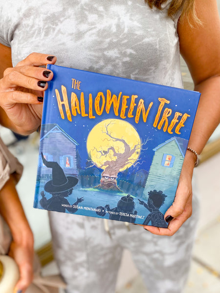 The Halloween Tree Book