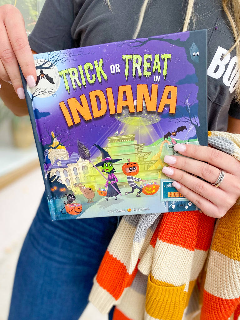 Trick or Treat in Indiana/Kentucky