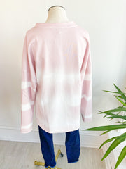 Lilly Casual Tie Dye Sweatshirt