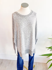 Snuggle Bug Soft Top - Grey