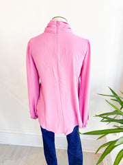 Cosmo and Wanda Twist Top - Pink
