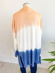 Harvest Moon Ombre Cardigan