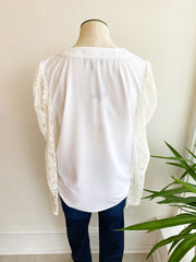 Euphoria V Neck Blouse