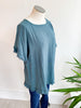 Time and Time Again Tunic Top - H Green