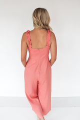 Here Me Out Wide Leg Jumpsuit