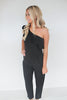 Moonlight One Shoulder Jumpsuit