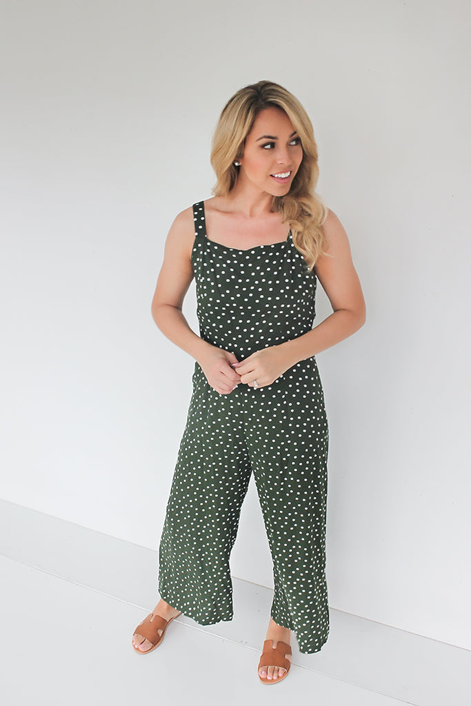 Lucky Charm Jumpsuit