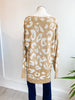 Vivid Dreams Leopard Sweater