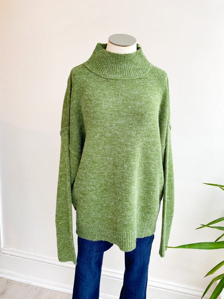 Quinn Boxy Dolman Sleeve Sweater