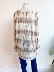 Tree Topper Long Sleeve Top