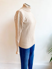 Just a Memory Ribbed Turtleneck Sweater