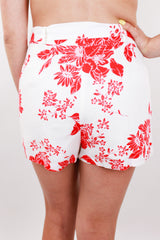 Place in the Sun Floral Shorts