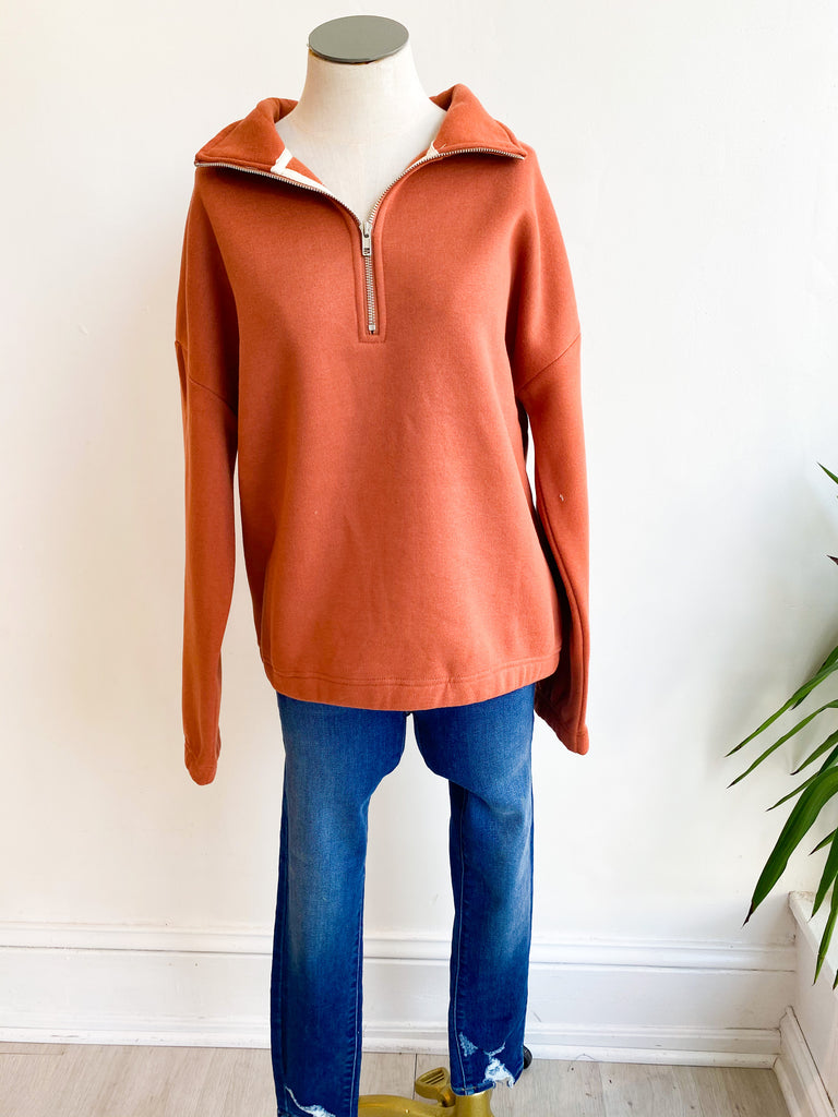 For the Rust of My Life Pullover