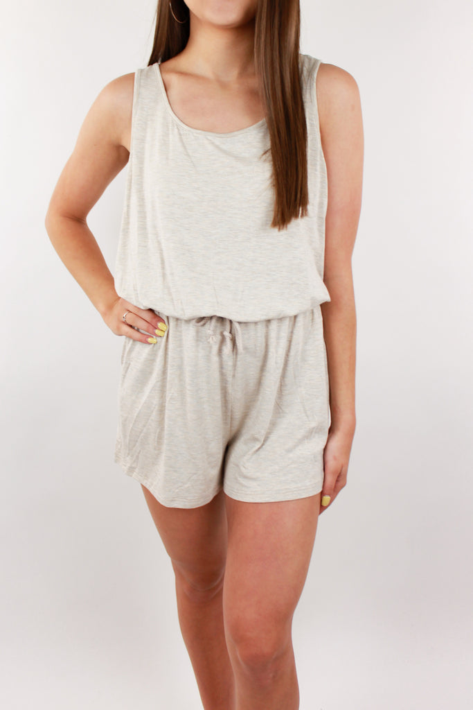 Only Memories Soft Romper