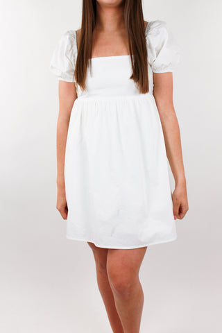 On My Heart Tie Back Dress