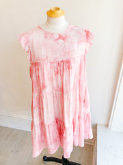 To Die For Dress - Pink