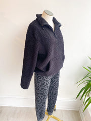 Snuggle Up Sherpa Pullover