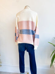Better Time Colorblock Sweater