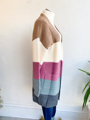 Last to Know Open Front Cardigan