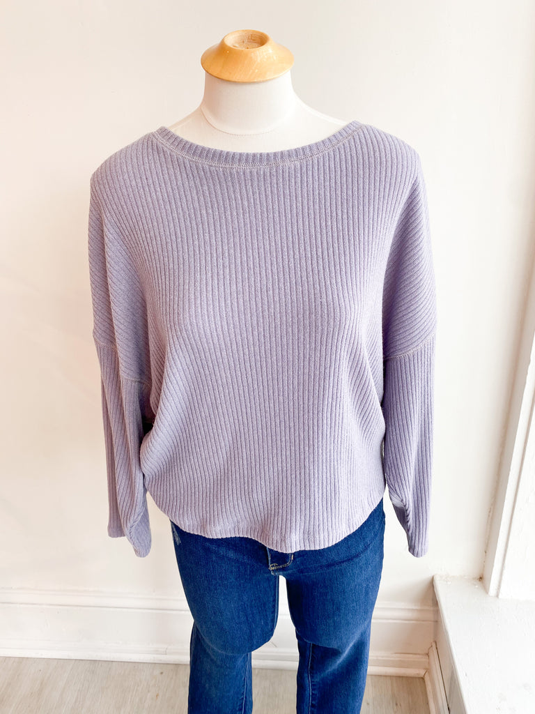 Transitional Feeling Knit Top