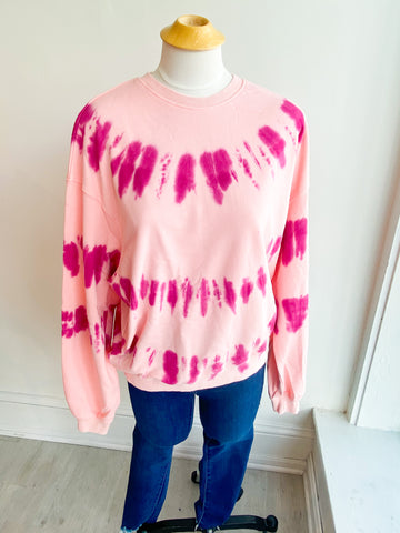 Legally Blonde Tie Dye Sweatshirt